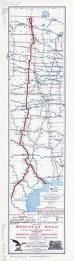 South Dakota Road Map Map Of The Meridian Road World Digital Library