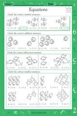 crossing out shapes math practice worksheet grade 1