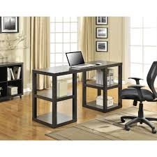 altra furniture parsons white desk 9318596com the home depot