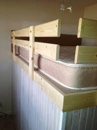 Rails For Bunk Beds Safety Rails For Loft Bed Grodconstruction Diy Grod
