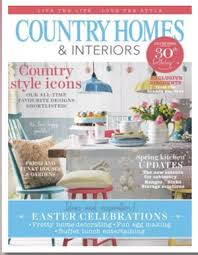 country home and interiors magazine as seen in plain useful