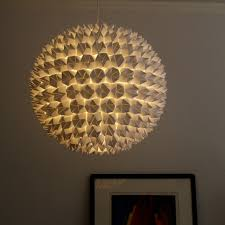faceted pendant lights the large sphere the 3 r s