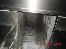 Kitchen Exhaust Duct And Fan Cleaning And Repair