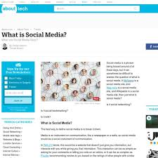gadgets definition what is social media definition and examples pearltrees