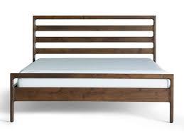 Wooden Beds Frames Handmade Wood Bed Frame Parachute