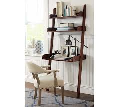 Ladder Desk With Shelves by Studio Wall Desk Pottery Barn