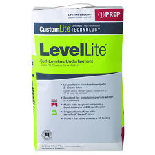 What Is The Best Underlay For Laminate Flooring On Concrete Custom Building Products Levellite 30 Lb Self Leveling