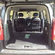 Citroen Berlingo Awning Car Becomes A Mini Campervan U2013 Berlingo Stealth Camping