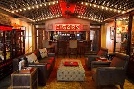 cigar room decor