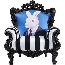 Mink Armchair Armchair Mink Mr Rabbit Kare Design