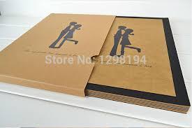 personalized record album free ship 10 inch diy photo album scrapbook handmade paper