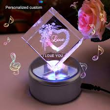 Personalized Music Box Personalized Gifts For Women 2015 Fashion Custom Love Valentines