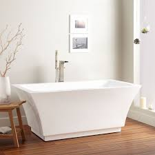 Bathtubs With Jets Leland Acrylic Freestanding Air Tub Bathtubs Bathroom