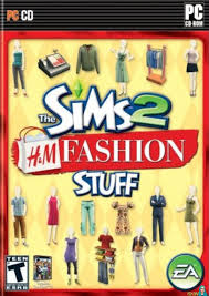 the sims 2 h m fashion stuff snw simsnetwork com