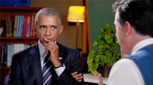 President Obama Resume Colbert Drops By Cmu Offers President Obama Resume Tips