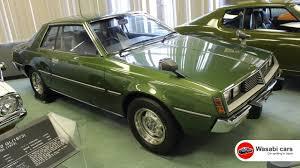 mitsubishi coupe 2000 1977 mitsubishi galant λ lambda 2000