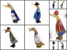 duck ornaments ebay