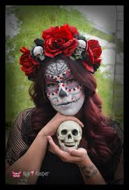 day of the dead headband skull and day of the dead crown skeleton dia de los