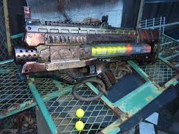 steampunk nerf rival zeus mxv 1200 blaster one of a kind