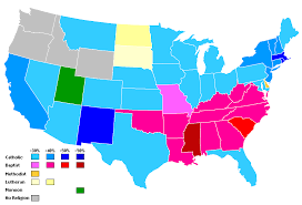Pre Civil War Map Of United States by Influences From Religion During The Civil War U2013 The American