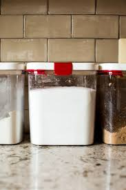 Storage Containers For Flour Coffee Break Sallys Baking Addiction