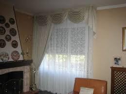 tende con drappeggio tende da interno stil casa atelier