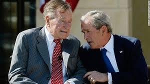 biography george washington bush bush 41 hits 43 s aides in new biography cnnpolitics