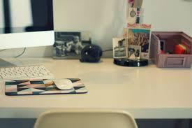 bureau rangé j ai rangé mon bureau forever