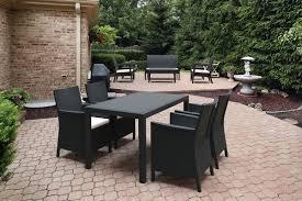 5 Piece Wicker Patio Set Affordable Patio Furniture Patio Decoration