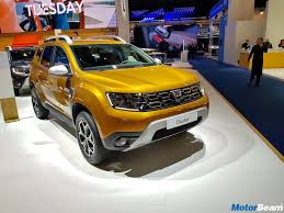 renault duster 2019 2018 renault duster video first look motorbeam