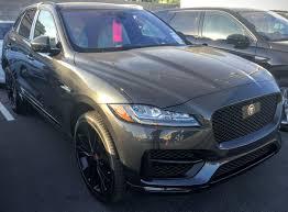 jaguar f pace grey storm grey diesel jaguar f pace forum