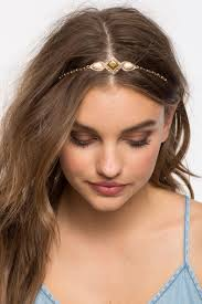 boho headbands women s headbands kiera rhinestone boho headband a gaci