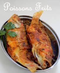 recette de cuisine poisson poissons frits à l antillaise une plume dans la cuisine