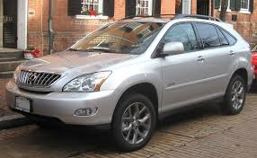 gray lexus rx 350 file 2009 lexus rx350 pebble beach jpg wikimedia commons