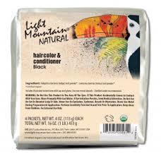 light mountain natural hair color black henna bulk 1lb black 1 lb light mountain hair color