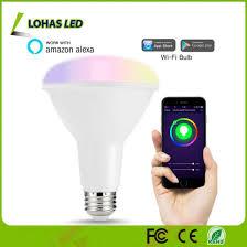smart lights google home china 10w br30 smart light tuya app alexa voice google home smart