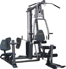 Multi Gym Bench Press Bodymax Cf486 Bi Angular Trainer Multigym Review Fitness Review