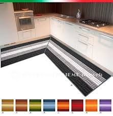 tappeti x cucina tappeto cucina angolare su misura bordato tessitura 3d retro
