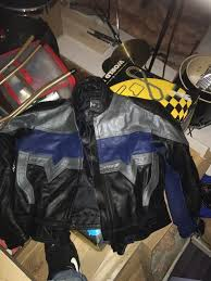 real leather motorcycle jackets x2 real leather motorcycle jackets in wirral merseyside gumtree
