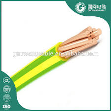 low voltage ground cable earth wire 1 5mm 2 5mm 4mm 6mm 10mm green