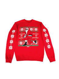 nas is selling black santa sweaters in support of prison