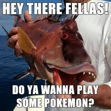 Fishing Meme - it s the dorky fish meme heyuck heyuck heyuck meme on imgur