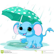 Clip Umbrella Umbrella Clipart Baby Elephant Pencil And In Color Umbrella