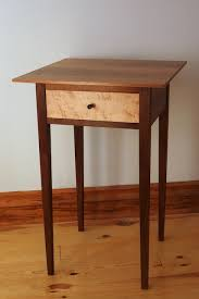 shaker end table plans towo shaker coffee table plans free