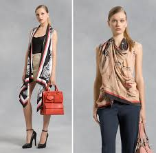 scarf blouse coquette dkny sleevless scarf cozy blouse