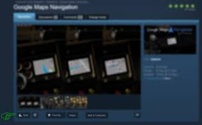 Google Maps Navigation Steam Workshop Google Maps Navigation