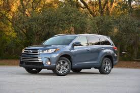 toyota highlander 2017 toyota highlander hybrid test drive review autonation drive
