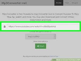 Mp3 Converter How To Convert To Mp3 With Pictures Wikihow