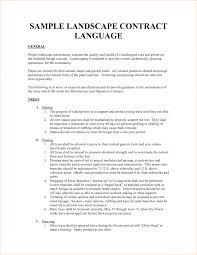 resume cv format example landscape management samples examples pdf