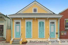 new orleans colorful houses orleans cottage for sale is bright yellow and blue
